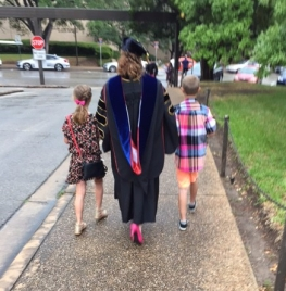 Alfords at Commencement